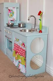 play kitchen from furniture white simple play kitchen stove diy projects