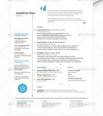 Resume Header Template 37 Stylish Resume Templates Pixelpush Design