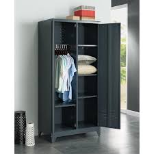 fly armoire chambre armoire vestiaire mtallique fly great armoire chaussures intiss