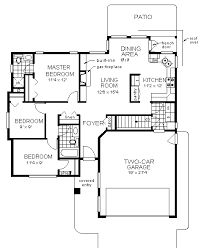 Ranch Basement Floor Plans First Floor Of Plan Id 1015 Move Stove Across From Sink Modify