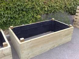 Garden Boxes Ideas Graceful Planter Box Ideas With Raised Garden Bed Ideas Rustic