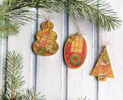 Wooden Toy Christmas Tree Decorations - 80 best christmas decoupage images on pinterest christmas ideas