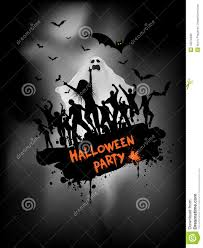 halloween dance images happy halloween party scary background royalty free cliparts