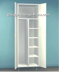 nice closets broom and mop storage mop and broom storage nice storage cabinets