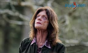 Jeepers Creepers Halloween Mask by Meg Foster Spies Terror In Latest Pic From U201cjeepers Creepers 3 U201d