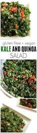 quinoa salad for thanksgiving quinoa u0026 kale salad hummusapien