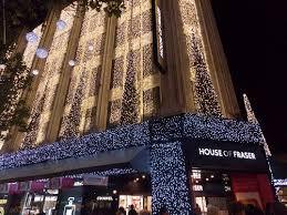 christmas in london u0027s oxford street 2014 london visitors