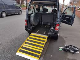 cheap 2009 peugeot partner wheelchair accessible vehicle