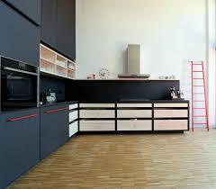 lack kchen schwarz black kitchen küche schwarz rot altes lokdepot berlin