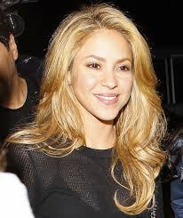 what color is shakira s hair 2015 nice shakira new haircut 2017 and hair color photos hairstyles