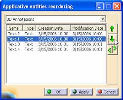 reordering applicative data
