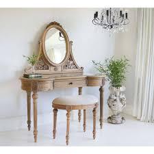 antoinette carved oak dressing table dressing table