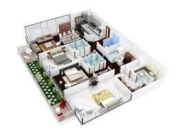 216 best 3d housing plans layouts images on pinterest