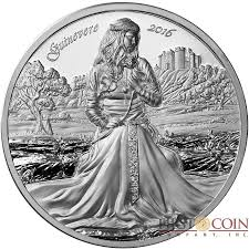 cook islands guinevere wife of king arthur series legends of