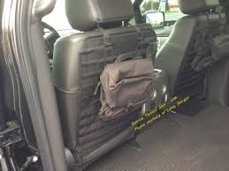 tactical jeep seat covers molle seat back 2015 f 150 accessories pinterest seat covers