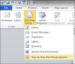 mail merge from excel word mail merge tutorial using excel data productivity portfolio