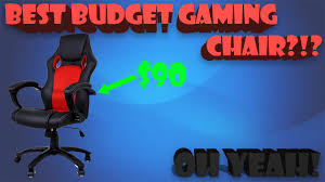 Good Desk Chair For Gaming by Budget Gaming Chair Best Gaming Chair Under 100 Only 90