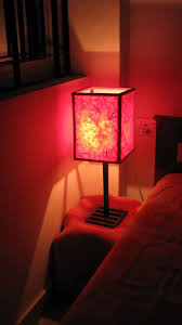 Bed Lamp Bed Side Lamp Shade Indian Woodworking Diy Arts Crafts Blog