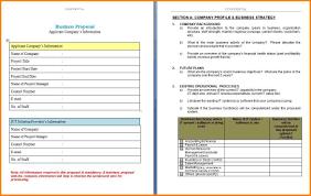 8 business proposal template microsoft word artist resume