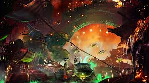 best halloween backgrounds guild wars 2 animated wallpaper wallpapersafari
