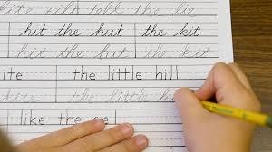 worksheet writing in cursive laurelmacy worksheets for