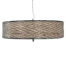 Drum Shade Island Lighting Pendant Lighting Hanging Lights For Kitchen Islands White Drum