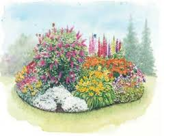 preplanned perennial gardens perennial garden plans perennial