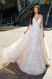 designer wedding dress tulle eddy k bridal gowns designer wedding dresses 2018