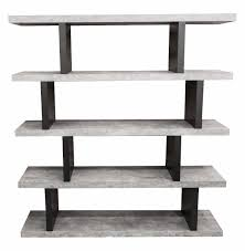 4 Sided Bookshelf Bookshelf U0026 Display Shelf Tables U0026 Storage Matt Blatt