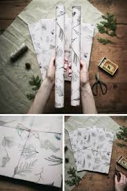 rustic christmas wrapping paper 3821 best wrapping images on gifts wrapping ideas and