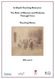 women and medicine u2013 teaching notes