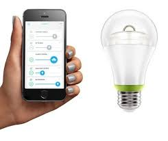light bulbs controlled by iphone link is a smart led light bulb you control with your iphone cult