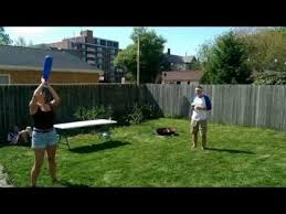 guy tries to sword fight with baseball bat jukin media