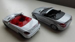 matchbox mercedes mercedes slk brand comparison siku v welly jimholroyd diecast