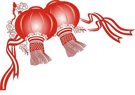 Lunar New Year 2016 Decorations by Chinese New Year Lanterns Clipart 24