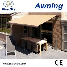 Caravan Retractable Awnings China Economic Remote Control Retractable Caravan Awning B4100