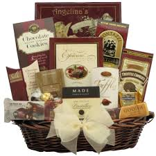 christmas gift baskets free shipping peace and prosperity medium chocolate christmas gift