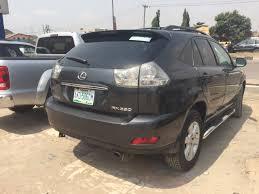 lexus rx330 nairaland registered 2006 lexus rx330 autos nigeria