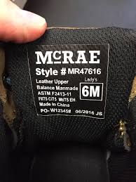 shoes s boots dan post boot company recalls safety boots and shoes due to injury