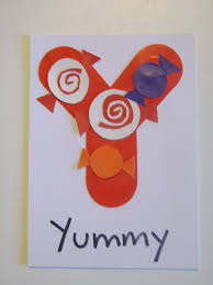 little family fun y is for yummy