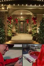 Professional Christmas Tree Decorators Outdoor Christmas Light Design Company Holiday Lights