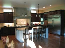glamorous two tone kitchen cabinets ideas pictures design