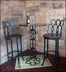 Wrought Iron Bistro Chairs Best Of Wrought Iron Bistro Table And Chairs With Wrought Iron