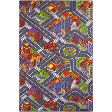 play mat carpet street road game and fun child car carpet