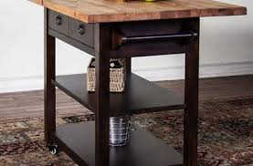 kitchen island cart with drop leaf islands and carts with regard to kitchen island cart drop leaf
