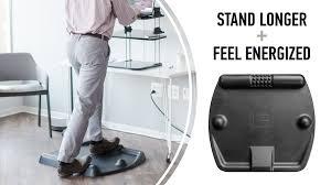 Standing Desk Mats Cubefit Terramat The Ergonomic Standing Desk Mat By Gerald