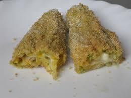 ricette con fiori di zucchina al forno fiori di zucca ripieni al forno chez fabio