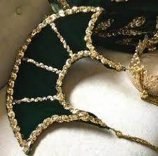 mardi gras collar etsy miniature painting new orleans mardi gras king cake