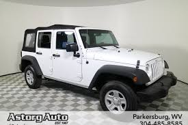 white jeep sahara 2 door white jeep wrangler in west virginia for sale used cars on