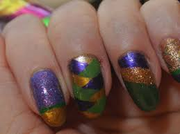 mardi gras nail 30 best mardi gras nail designs stylepics